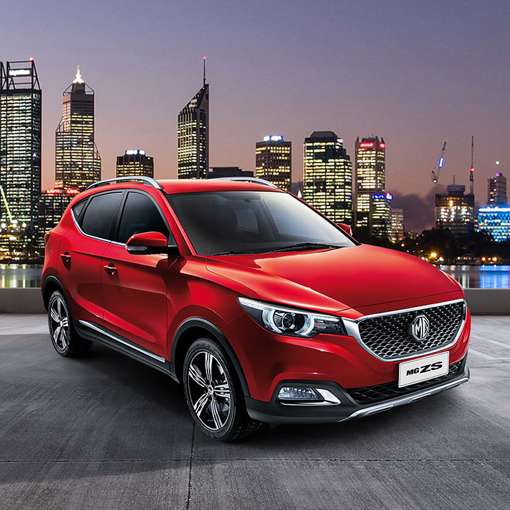 MG GTS Crossover Unveiled, to Be Built in China by SAIC MG